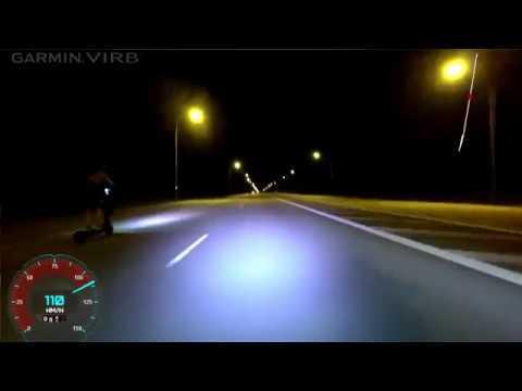 Fast Dualtron 120kmh POV