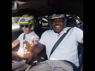 ASAP Ferg & F1 driver