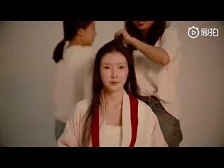 Как менялись традиционные наряды и макияж китайских женщин в разные эпохи