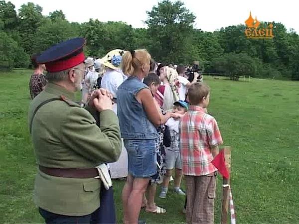 Проект «Возвращение нежинских гусар в Елец» воплощается в жизнь