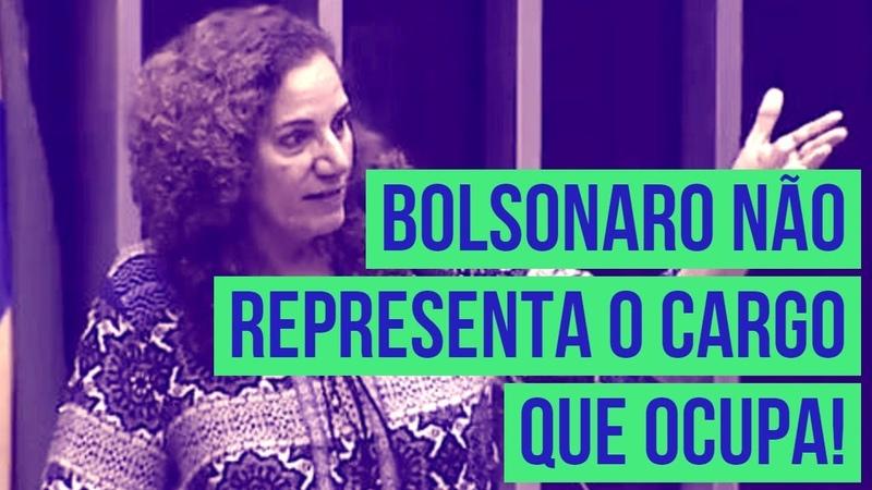 JANDIRA ACABA COM BOLSONARO!