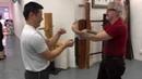 Kaufman Wing Chun Chi Sao with Sifu Ma Kee Fai