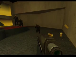 Half-life 2 beta minimalist mod