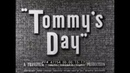 TOMMY'S DAY 1946 HEALTH, HYGIENE, NUTRITION EXERCISE EDUCATIONAL FILM 47754