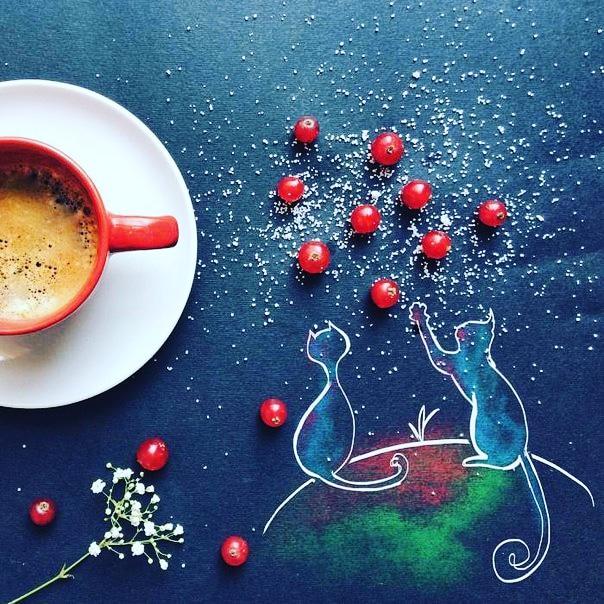 Кафе «ФрендЫ» - Вконтакте