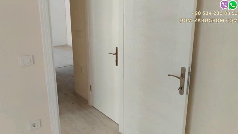 Недорогая квартира в Алании 2 1 Вечное лето Дом за Бугром