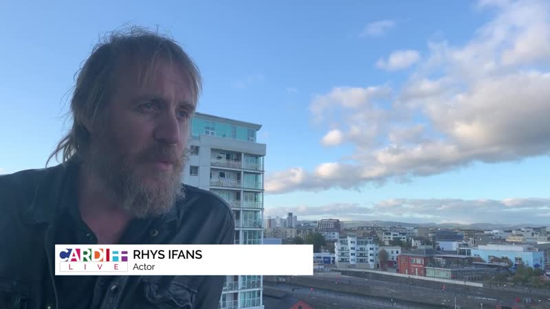 Rhys Ifans New Play