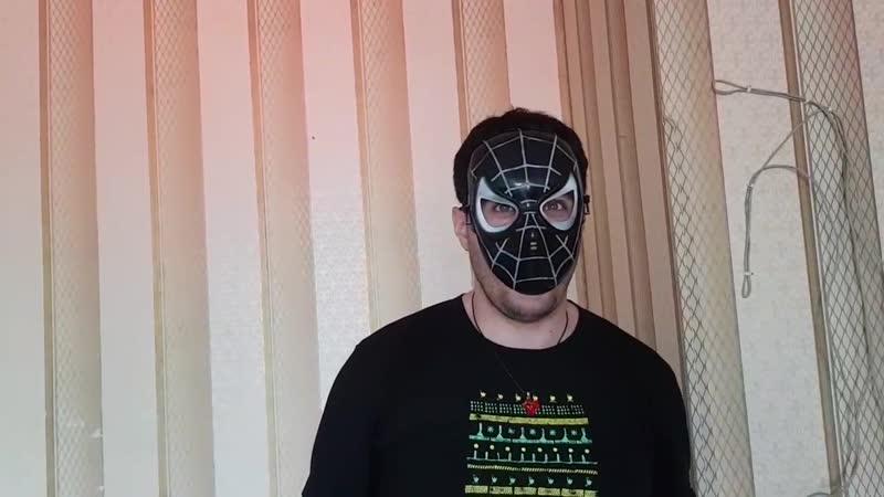 Эльдар Богунов Человек паук встит за смерть дедушки