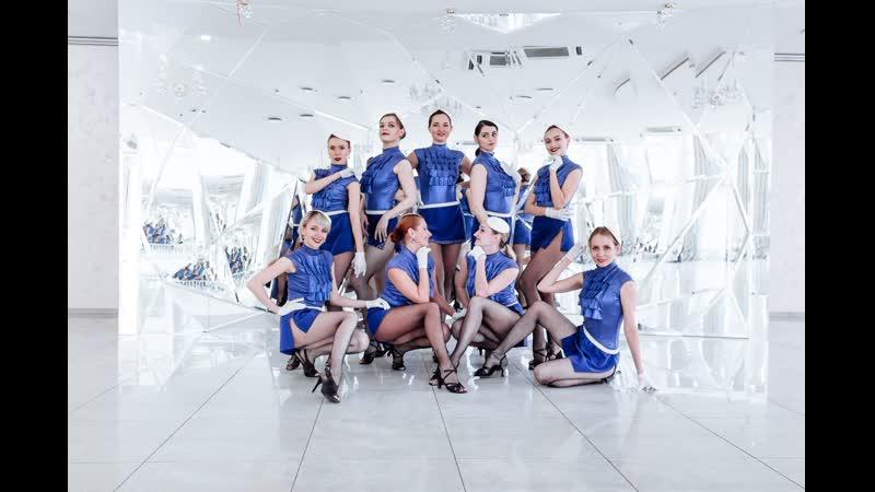 Шоу Amaretto Шоу номер Стюардессы Школа танцев Yami Dance