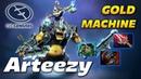 Arteezy Alchemist - GOLD FARM MACHINE - Dota 2 Pro Gameplay