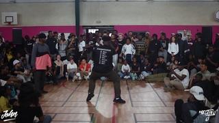#TCPR - Melting'G Battle 2K19 1vs1 - Simba () vs Fabbreezy (Ghetto Style)