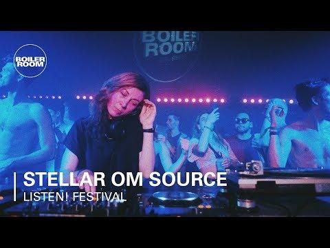 Stellar OM Source | Listen! x Boiler Room