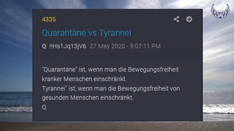 Engelsburger Neuigkeiten für den 31. Mai 7528 n.E.F.S.T. Quarantäne vs. Tyrannei, Q-Drops Co.