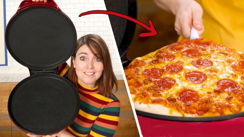 I Tested Betty Crocker's Pizza Maker Tasty