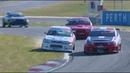 Insane Touring Car Race Subaru WRX vs Toyota AE86 vs Holden Monaro