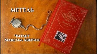 МАКСИМ АВЕРИН - Читает А.С. Пушкина // Метель