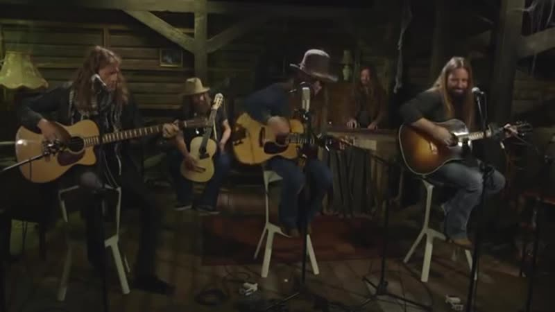 Blackberry Smoke One Horse Town Official Acoustic Video