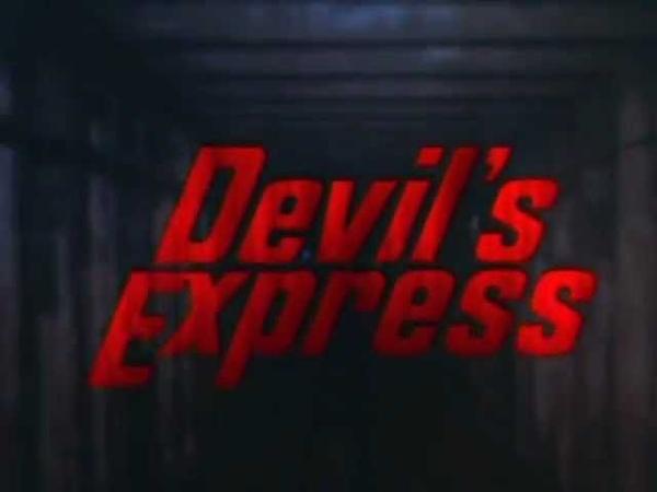 DEVIL'S EXPRESS TV AD 1976 aka GANG WARS