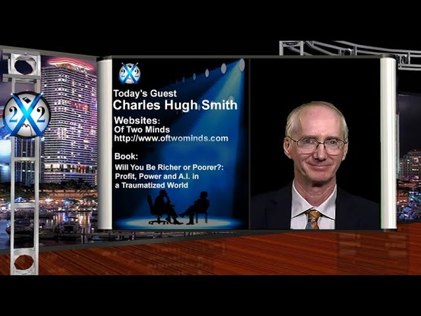 There Are Cycles In The World,We Are Now At The Stage Where Society Is Now Waking Up:Charles Smith