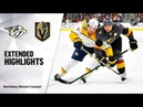 Nashville Predators vs Vegas Golden Knights Oct 15 2019 Game Highlights NHL 2019 20 Обзор