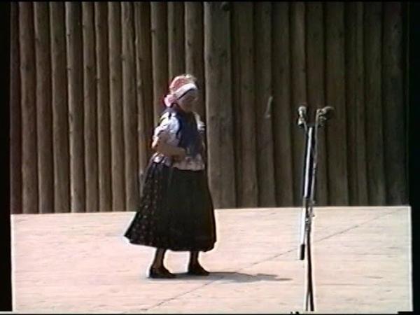 1989 VYCHODNA BABENKA TANCUJE