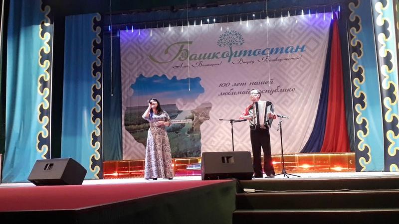 Наиля Шарипова и Рим Сафин