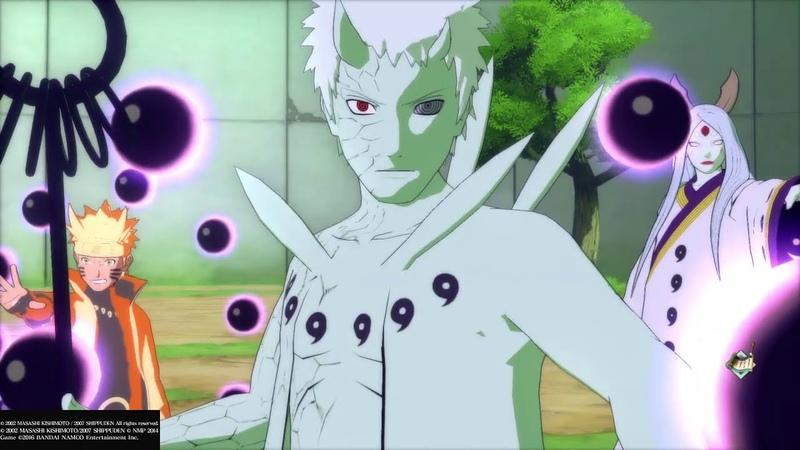 ناروتو شيبودن عاصفة النينجا النهائي 100 Naruto Shippuden Ultimate Nin