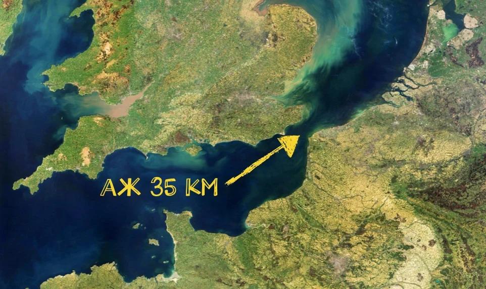 Почему такая богатая Европа не может построить такой маленький мост в Африку. Объясняю на пальцах