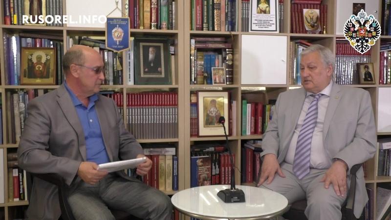 Леонид Решетников - о новых поджигателях гражданской смуты