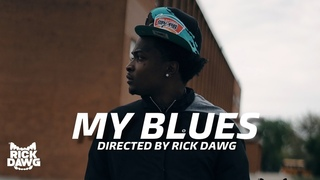 Almighty Lil Trav - My Blues (Official Music Video) Shot by @rick_dawg23