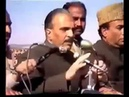 Shaheed Gen Zia Ul Haq Address to the Nation a massage of India