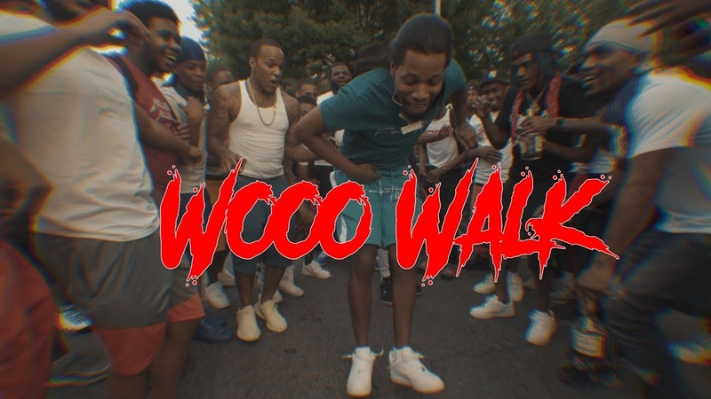 Fetty Luciano - Wooo Walk (feat. Sosa Geek, Rah Swish Young Costamado)
