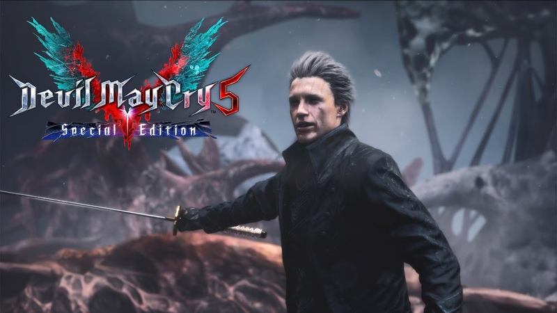 Devil May Cry 5 Special Edition Announcement Trailer