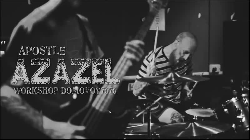 AZAZEL - Apostle (feat. Brad Harkness of Revelations) (Music Video 2019)