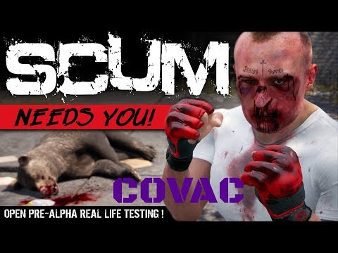 *SCUM* 21 PVE CAIMAN GROUP RU(discord.gg/JPmckVe) IP 92.223.103.36: 28902