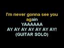So Hott Kid Rock Karaoke Explicit Lyrics CustomKaraoke RARE custom