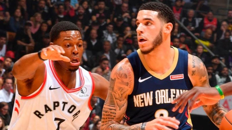 New Orleans Pelicans vs Toronto Raptors - Full Game Highlights | October 22, 2018 19 NBA Season