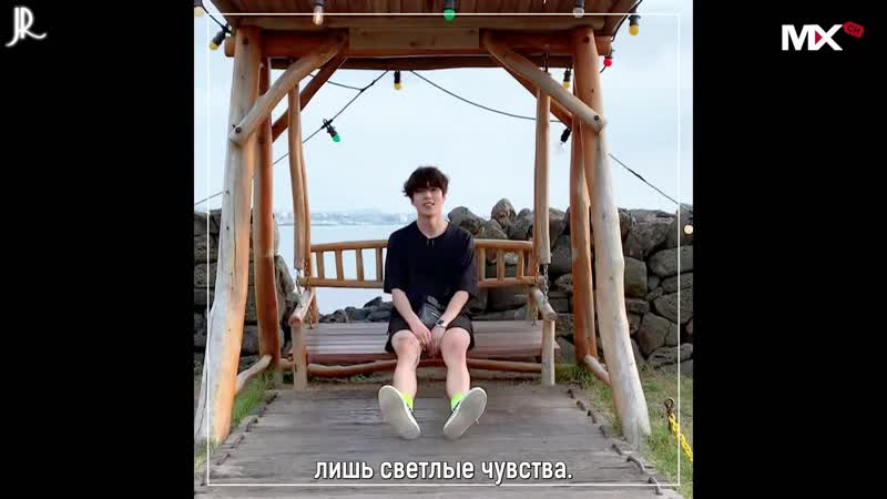 RUS SUB Minhyuk See You Again 지켜줄게 by Baek Yerin cover