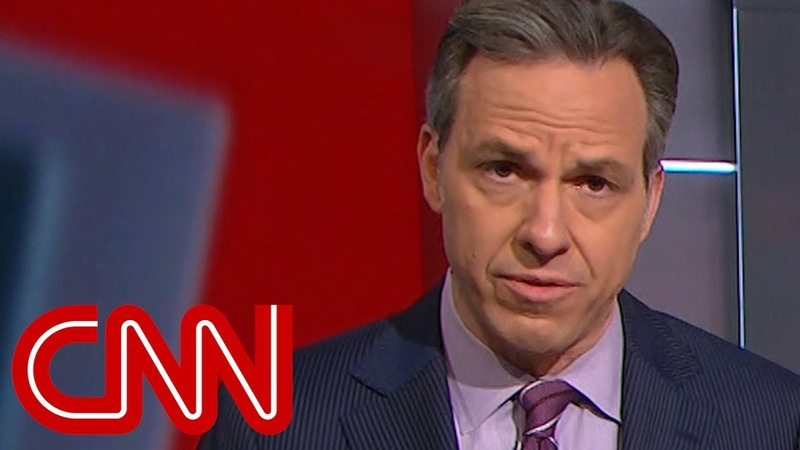 Tapper: It's not just who left the White House, it's why