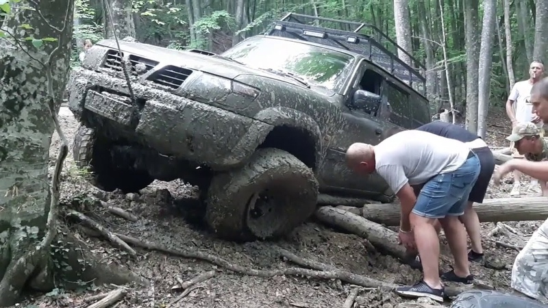 начало Бойка Трейлер Sevastopol4x4