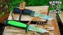 Нож Mora Companion MG против Morakniv Basic 511. Ножи для леса