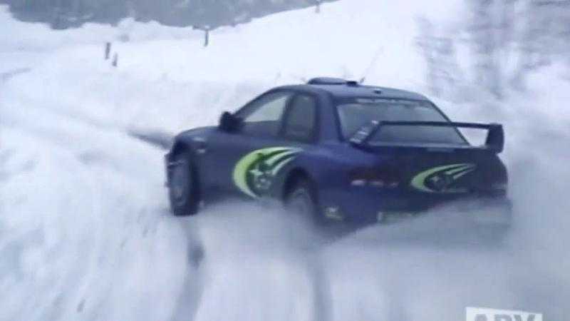 Colin McRae's Subaru Impreza WRX STi Fastway Rockin' Hardcore MV