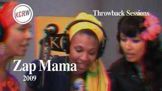 Zap Mama - Full Performance - Live on KCRW, 2009