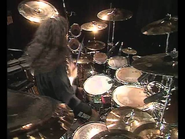 Erotomania Mike Portnoy DRUMS ONLY