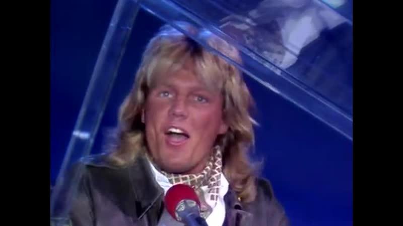 Blue System - Sorry Little Sarah (ZDF Hitparade 16.12.1987)
