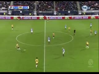 Чемпионат Голландии 2017-18. 17-й тур Херенвен - Бреда