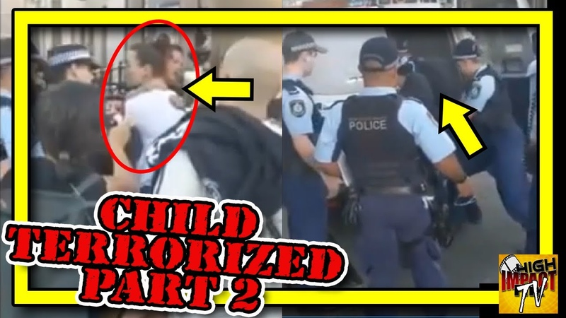 ⭐️ More BLOOD BOILING Footage Mom Fights for Her Child Against Cops