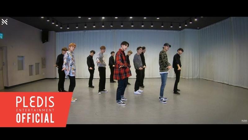 Choreography Video NU'EST 뉴이스트 BASS Golden Disc Awards Performance Ver