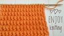 ЛЕГКИЙ и ПРОСТОЙ Узор спицами СТЕЖКИ The Rank and File Stitch knitting pattern 58