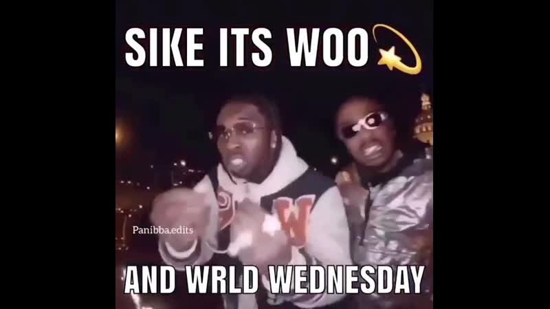 Woo wednesday